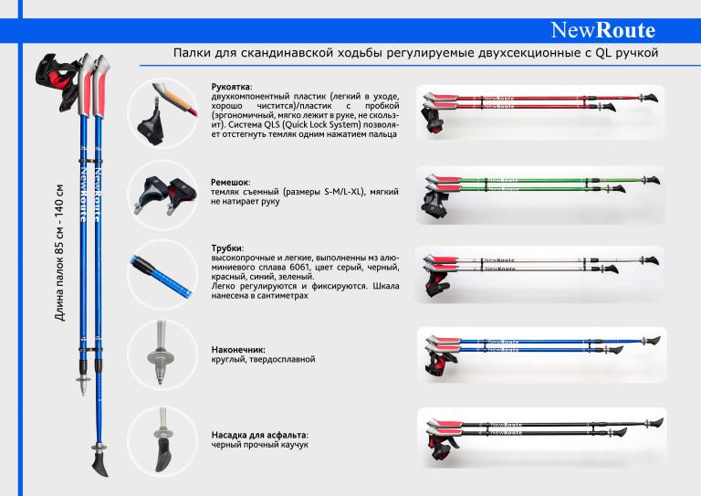 Как правильно купить палки для скандинавской ходьбы