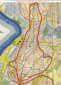 Карта-дистанции